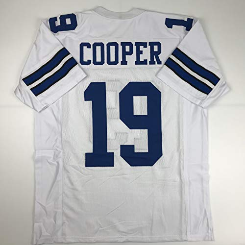 Unsigned Amari Cooper White Custom Stitched Football Jersey Size Men's XL New No Brands/Logos