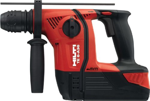 Hilti 3487007 TE 6-A36 AVR Rotary Hammer Performance Package