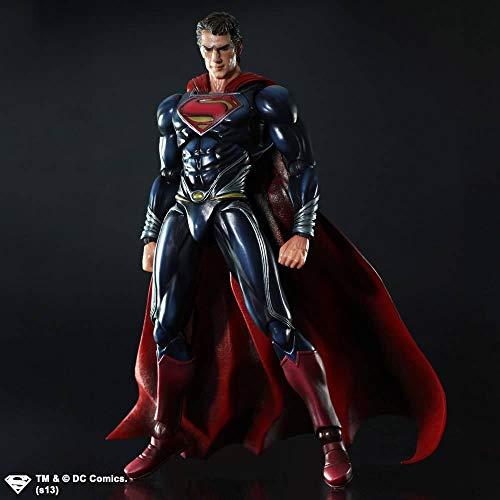 Figurine 'Man of Steel' - Superman