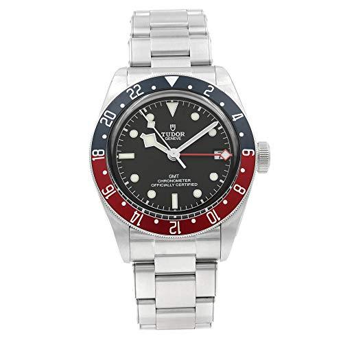 Reloj para hombre Tudor Black Bay GMT rojo azul Pepsi M79830RB-0001