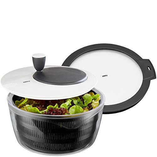 GEFU 00182 Salatschleuder ROTARE + Frischhaltedeckel