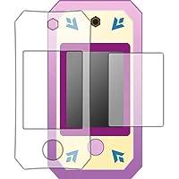 PDA工房 アナと雪の女王2 キラキラスマートパレット 用 9H高硬度[反射低減] 保護 フィルム 日本製