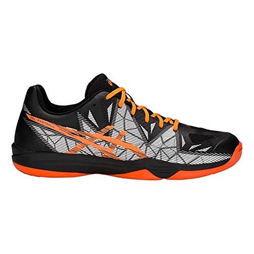 Asics Schuh Gel-Fastball 3 (Restposten) Optionen 10, schwarz/orange