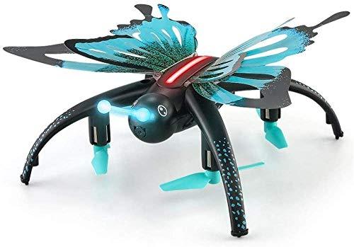 LEIXIN Plano Plegable WiFi FPV RC Aviones no tripulados de