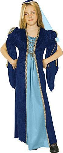 Rubie's Renaissance Faire Juliet Child Costume, Large, One Color