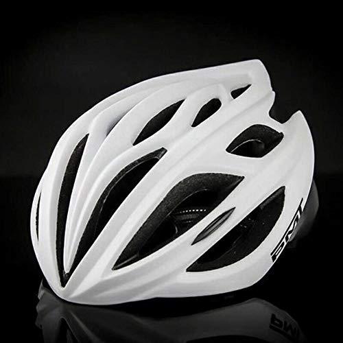 LIUQIAN Casco de Montar en Bicicleta de montaña Moldeada integralmente Casco de...