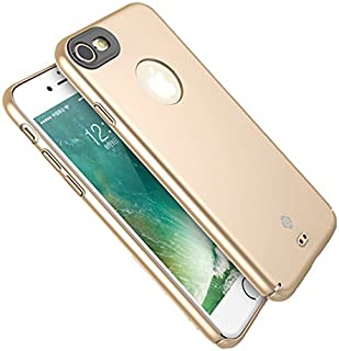 Margoun (Shd) Totu Design Color Series Case Cover Compatible In Apple Iphone 7 And 8 - Gold