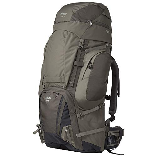 Bergans Alpinist 110l Rucksack, Dark Green mud