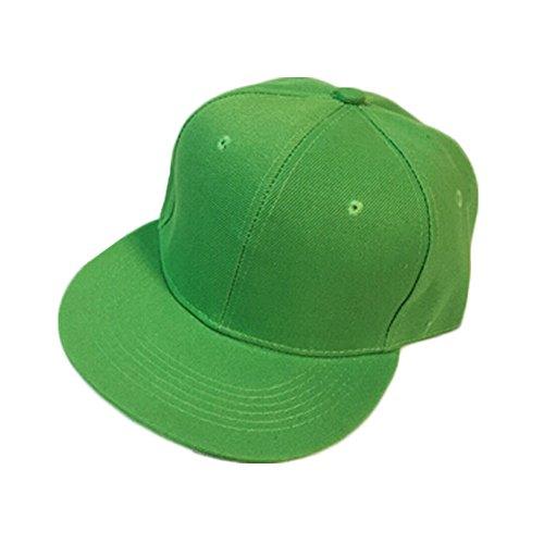 Apfelgrün Valentines Baseball-Caps Flexfit Hüte gepaßte Kappen Flatcap Frisch