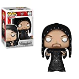Funko- Pop Figura de Vinilo: WWE-Undertaker (Hooded) Coleccionable, Multicolor (42038)
