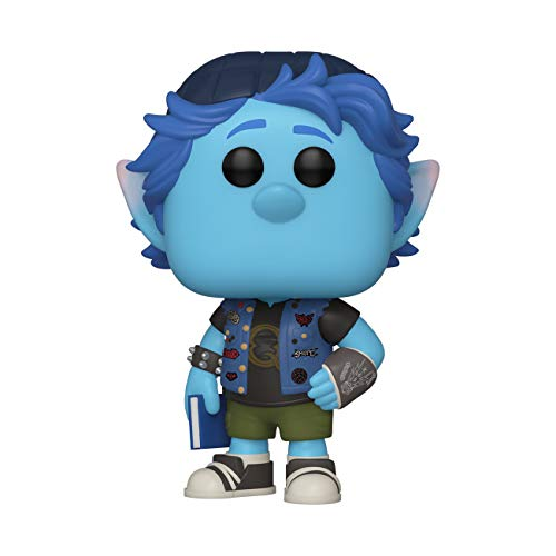 Funko- Pop Disney: Onward-Barley Collectible Toy, Multicolor (45583)