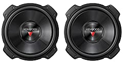 2) NEW Kenwood KFC-W3016PS 12 inc4000 WATT Car Audio Subwoofers Subs Woofers 4 Ohm