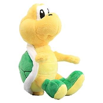 uiuoutoy Super Mario Bros Green Koopa Troopa Plush 6