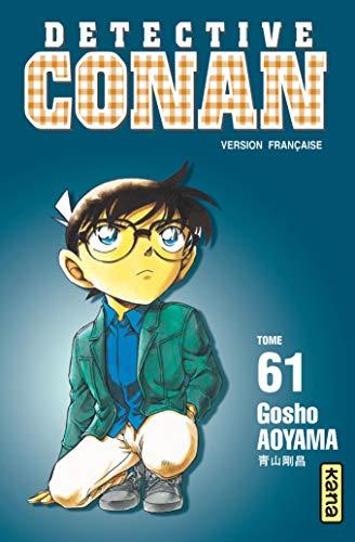 Détective Conan, tome 61