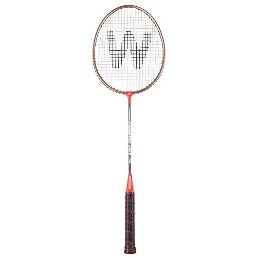 Badmintonschläger WORKER Joy Badmintonracket Badminton Schläger mit Schlagertasche