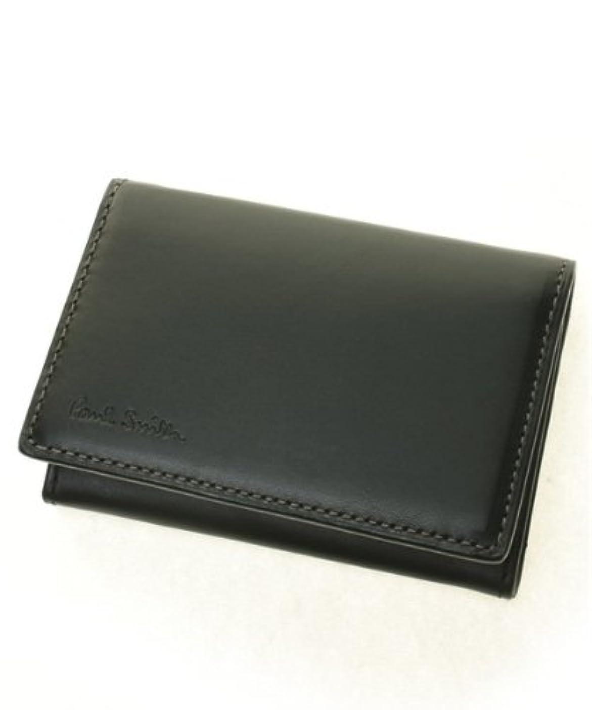 サーバ前件記述するポールスミス Paul Smith メンズ 本革 OLD LEATHER カードケース 833170 P903