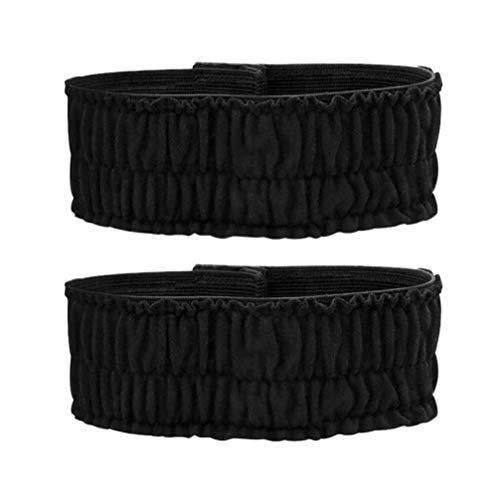 Garneck Cuchillas para Patines de Hielo Cubiertas Protectoras para Patinaje Cuchillas Elásticas para Patines Patín para Zapatos de Patinaje sobre Hielo (Negro Tamaño 30-34)