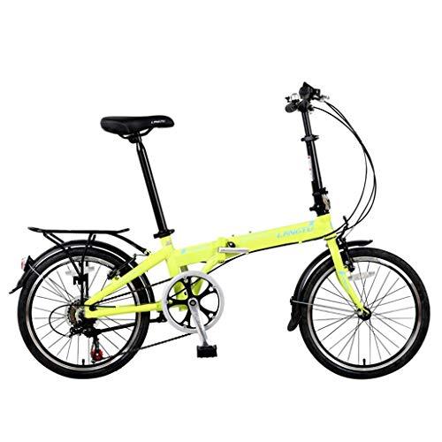 Fietsen Vouwfietsen Volwassen Snelheid Fietsen Ultralight Aluminium Draagbare Mannen En Vrouwen Fietsen Kinderfietsen