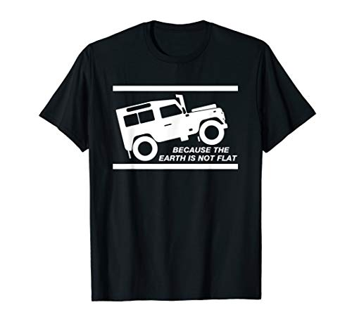 4x4 Earth Rover T-Shirt