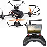 RadioLink F121 121mm Micro Brushed FPV Racing Drone BNF RTF w/ T8S RC 2KM Range 10mins Flight Time 47.5g Altitude Hold Mode2 (FPV Version)