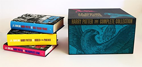 H P Adult Hardback Box Set (Harry Potter)