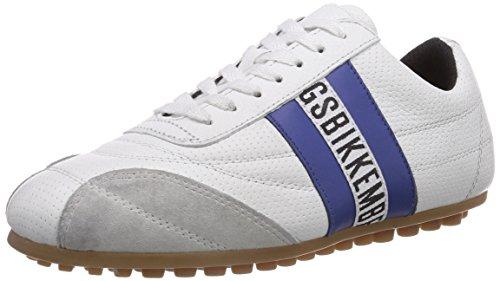 Bikkembergs Soccer 106 L.Shoe Uni Leather Scarpe Low-Top, Uomo