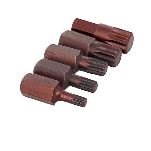 Utoolmart Phillips cabeza broca 10mm hexagonal destornillador magnético bit set S2 acero enrojecimiento superficie para mejorar el hogar herramientas de mano 1 Unidades