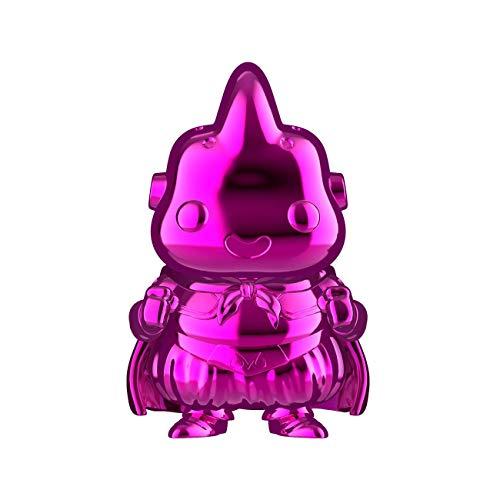 Funko Pop! - Dragon Ball Z #111 MAJIN BUU CHROME Special Edition con PROTECTOR BOX - Figure in Vinile 9 cm