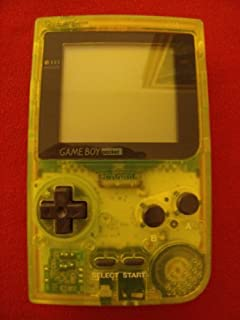 Game Boy Pocket - EXTREME GREEN (see thru) - Limited Edition