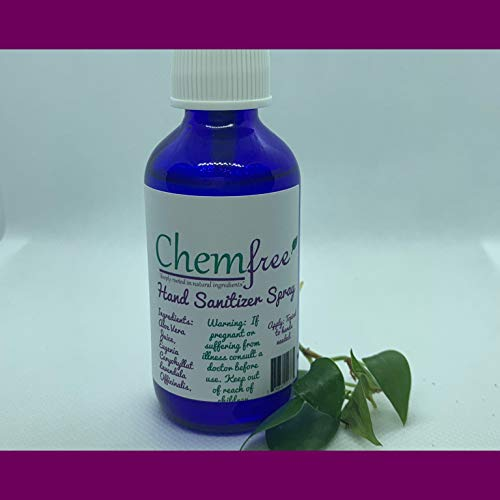 ChemFree Hand Sanitizer Spray