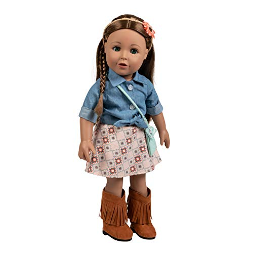 Adora Amazing Girls 18-inch Doll Cassidy (Amazon Exclusive)