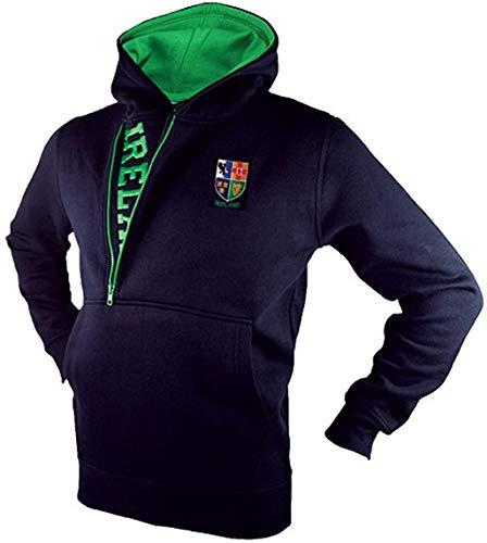 Ireland Half-Zip Hoodie (XXL)