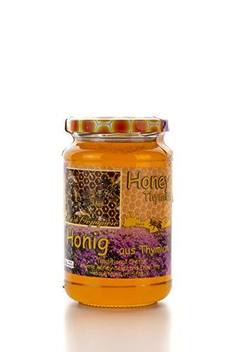 Griechischer Thymian Pinien & Kräuter Premium HONIG - 500g kaltgeschleudert - Sfakia Kreta Bienenhonig