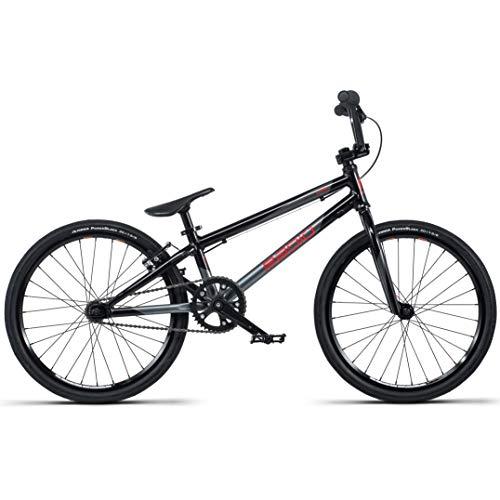 "Radio Raceline Xenon 20"" Expert Complete BMX Bike 19.5"" Top Tube Black/Silver"