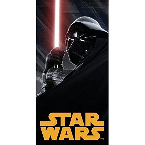 MARVEL Toalla Star Wars Darth Vader microfibra