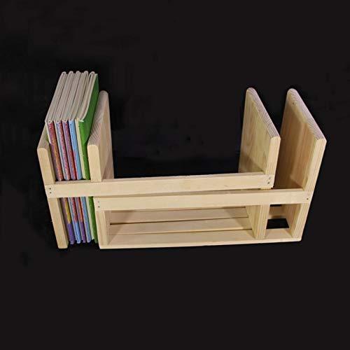 Registro de Madera LP Vinilo mangas, Coffee Shop caso de almacenamiento de Ocio Bar DVD - alta capacidad ajustable de la caja del disco de vinilo ( Color : Wood , Size : Maximum extension 55cm )
