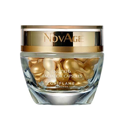 NovAge capsules du visage d'huile Nutri6