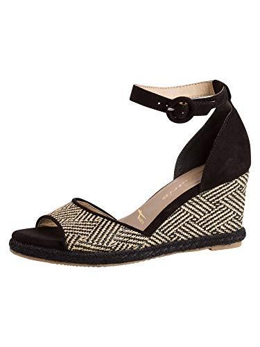 Tamaris Femmes Sandale à Talon 1-1-28361-24 098 Normal Taille: 39 EU