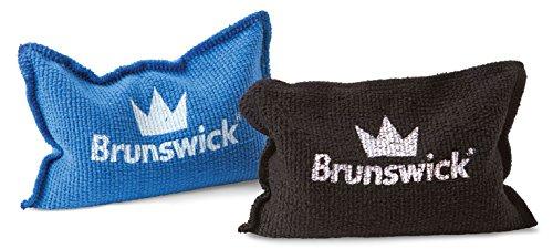 Brunswick Mikrofaser Grip Sack Version 2017 zum Händetrocknen beim Bowling spielen in diversen Farben