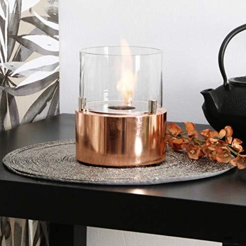 Gmr Trading 00097 verwarming voor tafel – open haard design – Ros' { kaars Giotto – verwarming – verwarming voor huis en kantoor