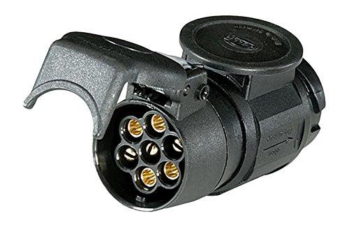 HELLA 8JA 005 952-013 Adapter, Steckdose - Kabel: 91mm