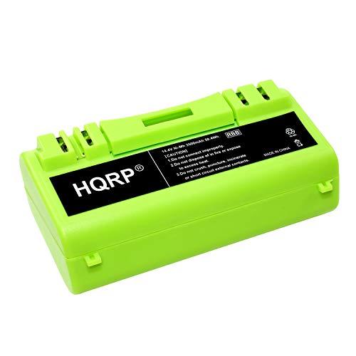 HQRP 3500mAh APS Batterie compatible avec iRobot Scooba 330, 350, 380, 385, 390/ 5800, 5900, 590, 5930, 5999, 6000, 6050