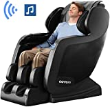 Massage Chair Deluxe with Full Body Air Massage Chair & Heating Therapy
