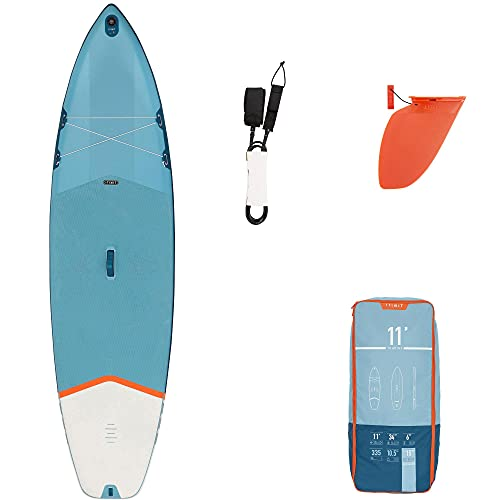 Product Image 1: Itiwit X100, 11′ Inflatable Touring Stand-Up Paddle Board