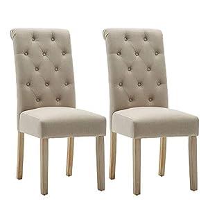 41ziazREVQL._SS300_ Coastal Dining Accent Chairs & Beach Dining Accent Chairs