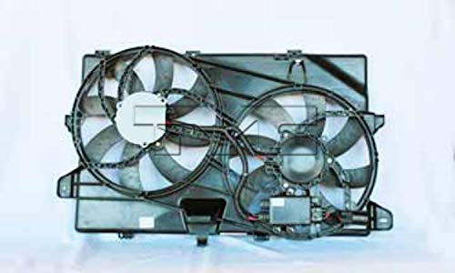 Radiator Condenser Cooling Fan - 6