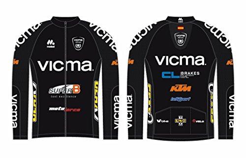 Maillot racefiets kort Vicma Bike Team 2014 S