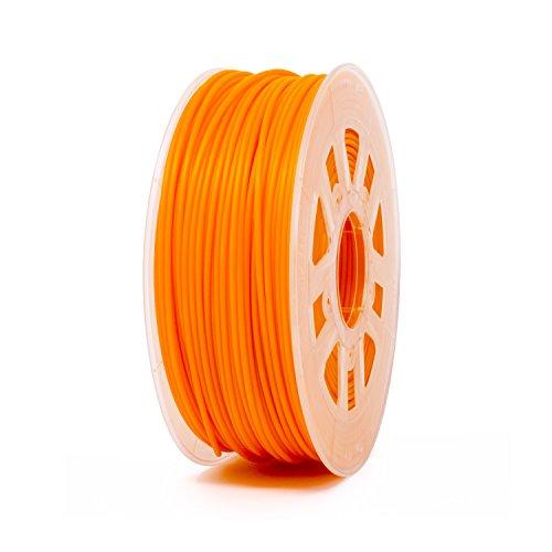 Gizmo Dorks 3mm HIPS Filament 1kg / 2.2lb for 3D Printers, Orange