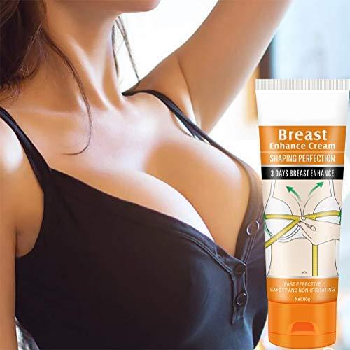 Crema per l ingrandimento del Seno 80g Crema per L Aumento del Seno e l ingrandimento del Seno Crema per Aumentare la Tenuta Crema per Il Corpo Grande Busto