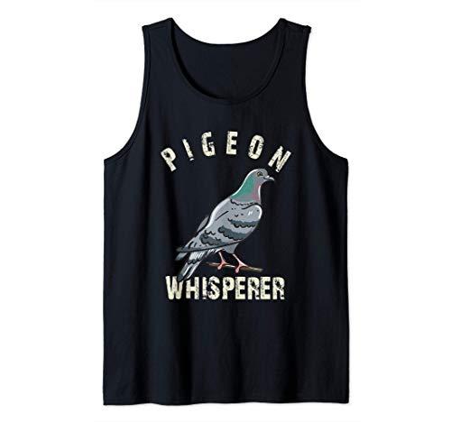 Piccione Sussurratore Proprietario di Pigeon Whisperer Lover Canotta